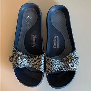 Women's Cheeks Exercise Sandals
